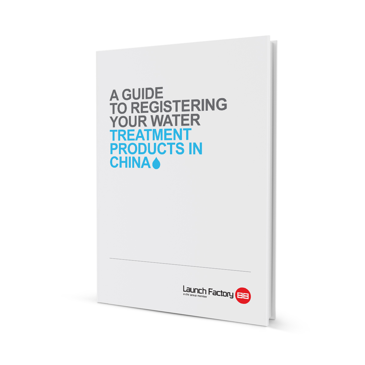 Water treatment product registration in China